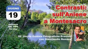 55° Uscita Guidata sull'Aniene a Montesacro: Contrasti