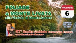 57° Uscita Guidata: Foliage a Monte Livata