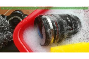FACCIAMO PULIZIA! Workshop: imparare a pulire la fotocamera